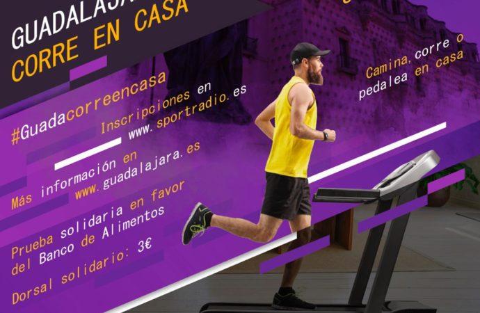 Este domingo Guadalajara corre en casa por el Banco de Alimentos