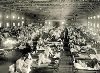 Curiosidades: cómo la gripe de 1918 no atacó igual a Madrid, Alcalá y Guadalajara