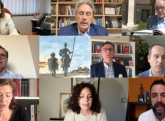 Lectura virtual del Quijote en un Día del Libro marcado por el coronavirus en el Henares