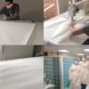 El Hospital de Alcalá recibe otras 800 batas sanitarias elaboradas por voluntarios costureros / COVID-19