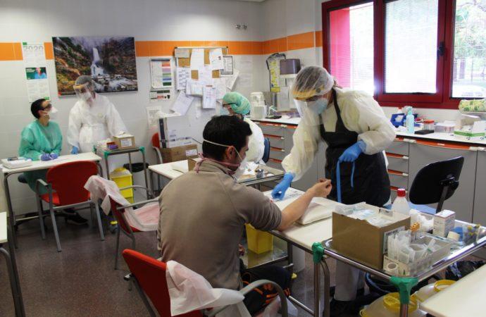 Más de 1.100 personas de Guadalajara participan en el estudio nacional de Sero-prevalencia del COVID-19