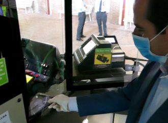 La tarjeta de transporte XGuada se podrá renovar en el bus y de manera gratuita desde hoy lunes
