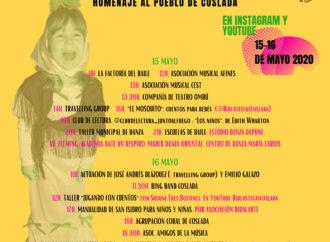 San Isidro 2020 se celebrará de forma virtual en Coslada gracias al programa «Cultura a domicilio»