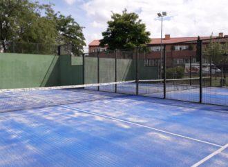 Los vecinos de Alovera podrán disfrutar gratuitamente de las pistas de padel y tenis