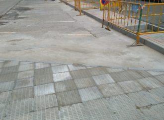 San Fernando: finalizan las obras de las avenidas Martin Luther King y Zarauz interrumpidas por el estado de alarma