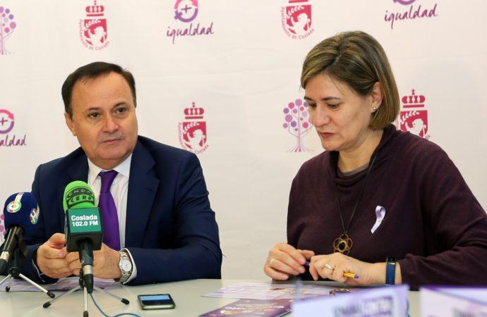 Cerca de 1000 atenciones del Punto del Observatorio de Violencia de Género de Coslada durante el confinamiento