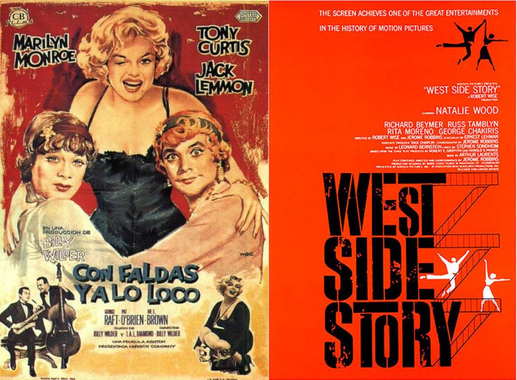 Carteles para el cine: Mac y Saul Bass.