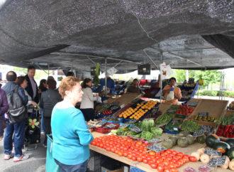 Guadalajara recupera este sábado el mercadillo de la calle Tajera en medio de estrictas medidas de seguridad