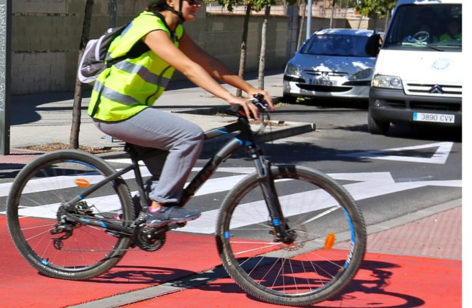 El ayuntamiento de Coslada propone a los vecinos el uso de la bici para hacer una vuelta sostenible a la «nueva normalidad»