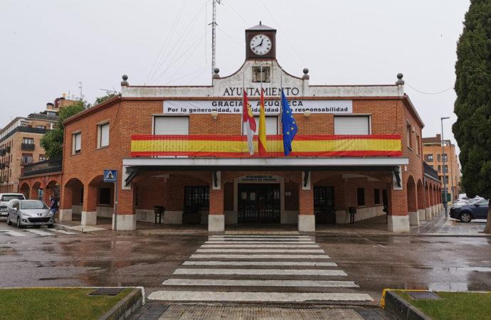 Azuqueca suspende el homenaje a las víctimas del COVID-19 y a los colectivos y personas que luchan contra la enfermedad por la lluvia