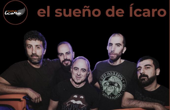«Impulso»: el nuevo trabajo de la banda alcalaína «El sueño de Ícaro»