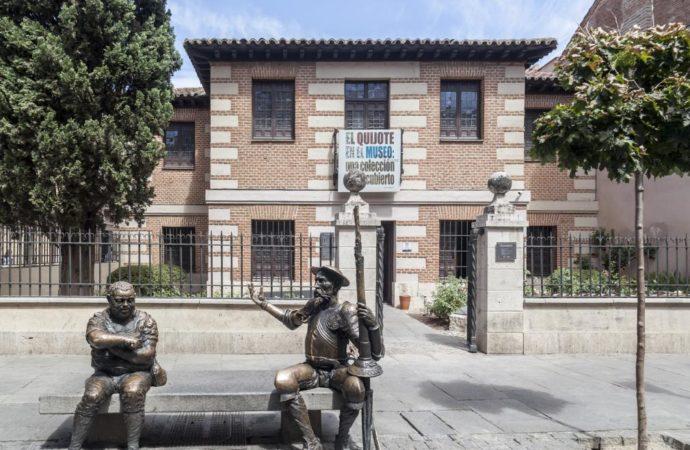 Ocio infantil / La Casa de Cervantes de Alcalá se abre a los niños