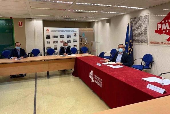 Objetivo: salvar a los medios locales. Nueva reunión entre la Federación de Municipios de Madrid y la Plataforma de Medios Locales