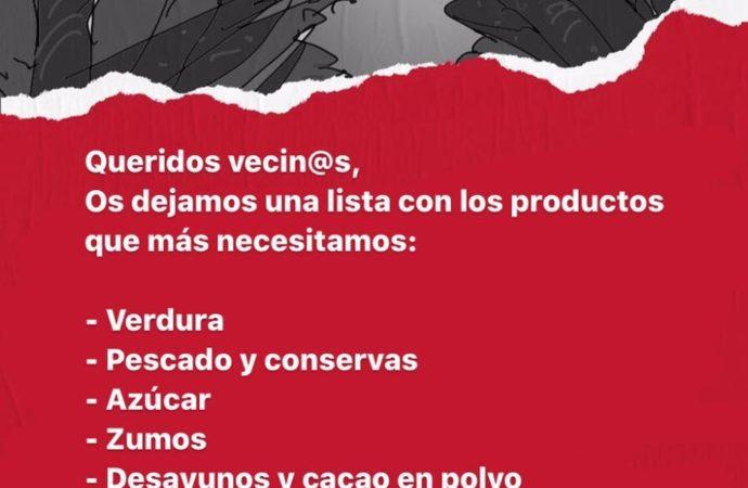 El tejido asociativo se une para ayudar a los vecinos que tienen problemas económicos y nace «San Fernando Ayudando»