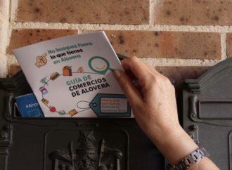 Alovera publica una guía para potenciar el consumo en el comercio local y aliviar los efectos de la crisis sanitaria