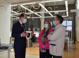 La biblioteca Suárez de Puga en Guadalajara ya está abierta al público