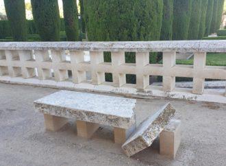 El vandalismo obliga al ayuntamiento de Guadalajara a cerrar de nuevo los parques en horario nocturno