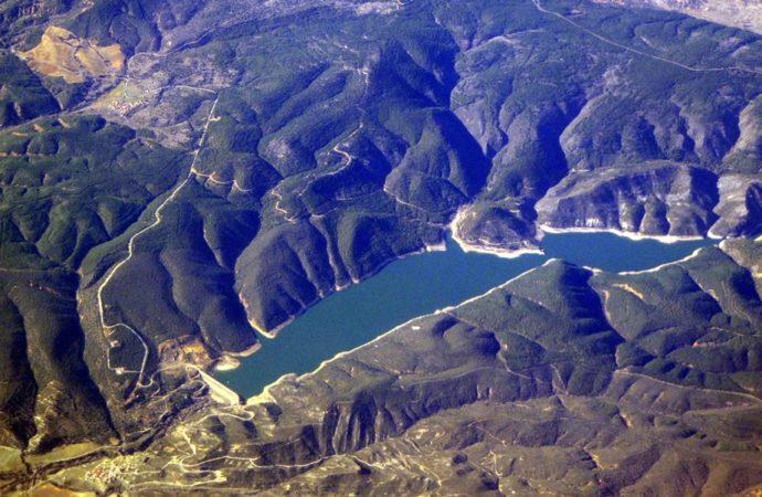 Los municipos de la MAS consumen cerca de 400 millones de litros de agua menos por el confinamiento