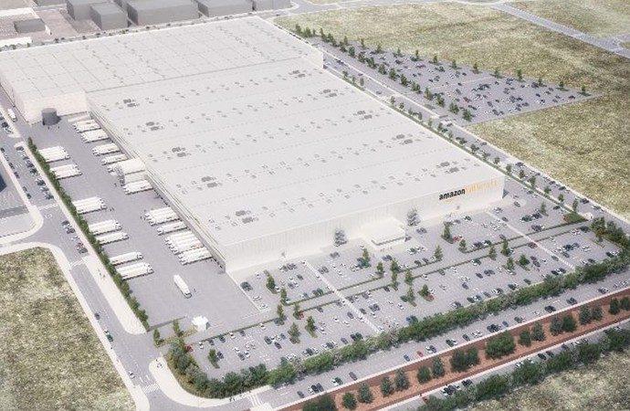 Amazon abrirá este otoño su segundo centro logístico en el Corredor del Henares