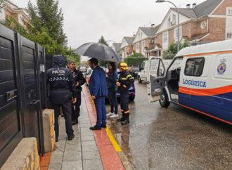 Azuqueca actuará de manera contundente para acabar con las inundaciones en el barrio de Vallehermoso