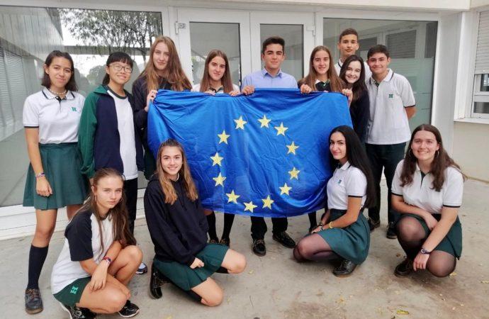 El colegio Humanitas Bilingual School Torrejón premiado por el Parlamento Europeo