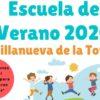 La Escuela de Verano infantil de Villanueva de la Torre dará comienzo el próximo 6 de julio