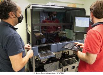 El Hospital de Guadalajara ya dispone de un «robot» capaz de hacer 1000 test de coronavirus al día