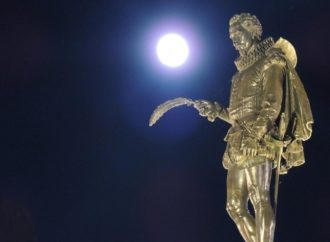 La Superluna se da cita este lunes en Alcalá