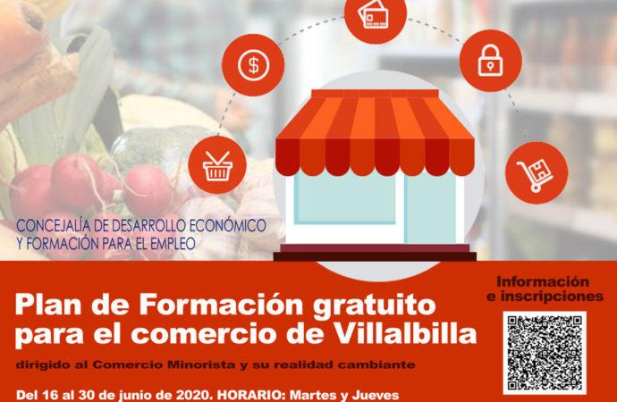 Curso sobre el comercio minorista y su realidad cambiante en Villalbilla