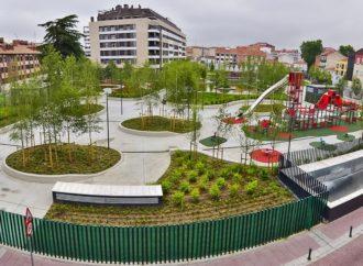 Torrejón de Ardoz abre todos sus parques, excepto Parque Europa