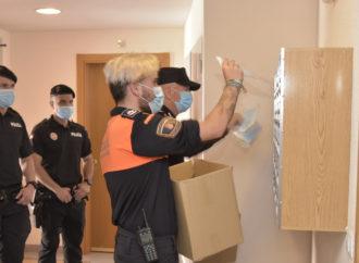Torrejón realiza un segundo reparto de 10 mascarillas por vivienda entre sus ciudadanos