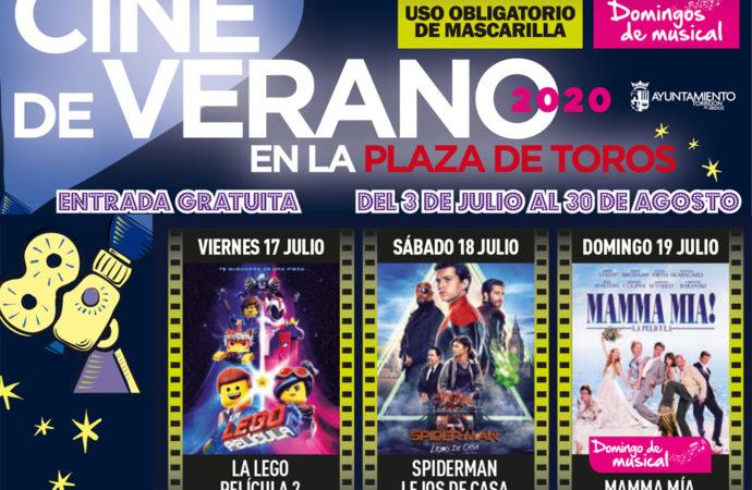 """""""Mamma Mía"""": hoy en el cine de verano gratuito de Torrejón"""