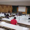 Alrededor del 90% de los alumnos que se presentaron a la EvAU en Alcalá han aprobado