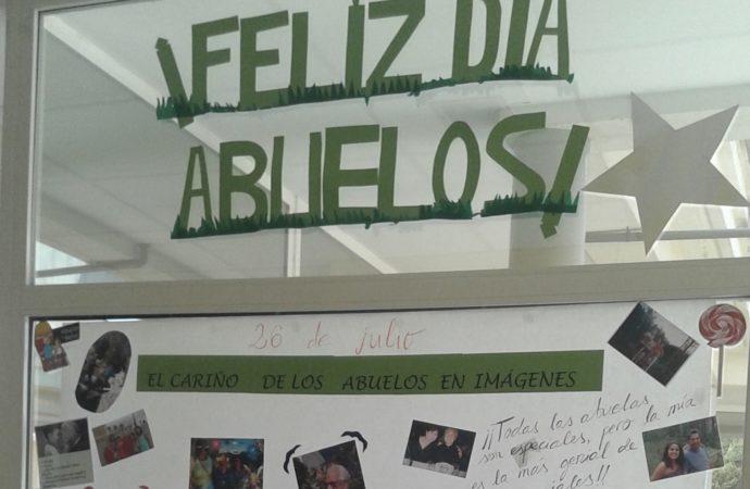 Alovera celebra el Día del Abuelo con un homenaje virtual a todos los mayores del municipio
