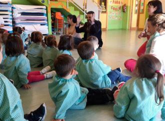 Abierto el plazo para solicitar plaza en las Escuelas Infantiles municipales de Azuqueca