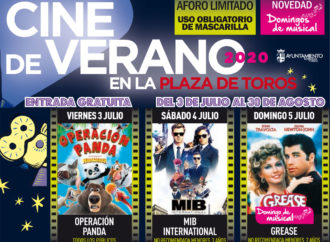 El Cine de Verano regresa a Torrejón este viernes 3 de julio