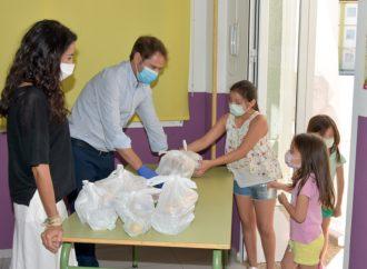 El Comedor Escolar de Verano de Torrejón atenderá a 204 menores de familias vulnerables
