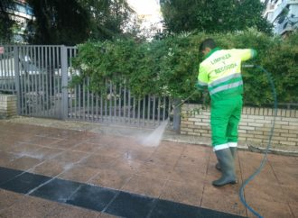 Comienza hoy viernes el plan municipal de limpieza integral en San Fernando de Henares
