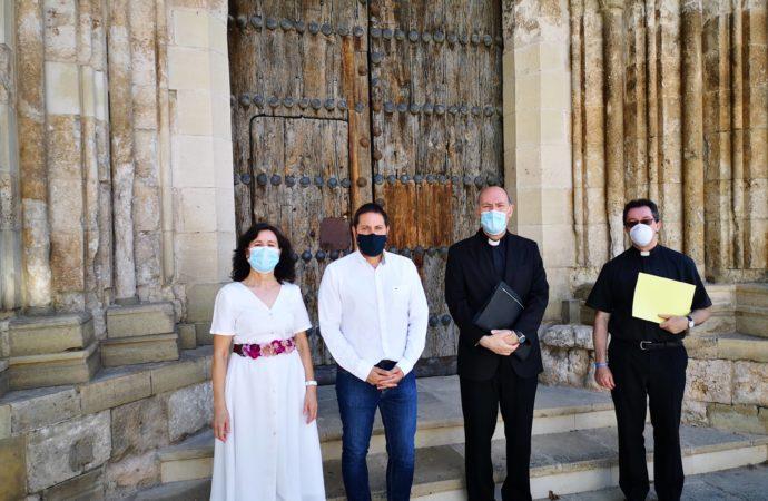 La Diócesis de Sigüenza-Guadalajara cede gratuitamente a Brihuega el templo de San Miguel durante 50 años