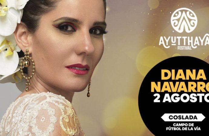 Efecto Pasillo y Diana Navarro ponen el broche final al festival Ayutthaya de Coslada