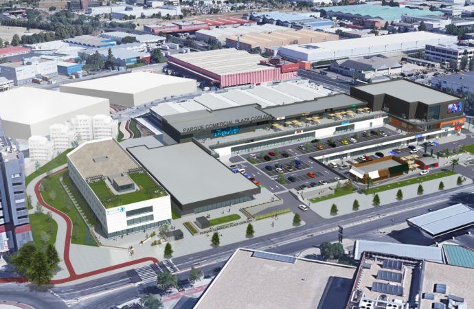El espacio comercial «Plaza Coslada» estará abierto al público en la primavera de 2021