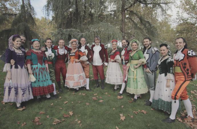 Goya, visto por el Ballet Folclórico de Madrid, llega este sábado 28 a las Noches del Patio de las Fiestas de Alcalá de Henares