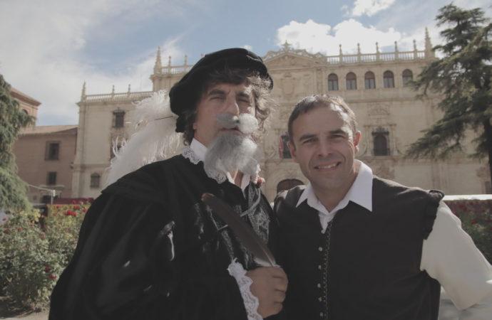 «La Brújula del Tiempo», programa de la productora del corredor La Luna TV, éxito de audiencia en Telemadrid