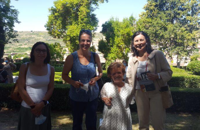 La hija de Félix Rodríguez de la Fuente presentó en Brihuega un libro sobre su padre