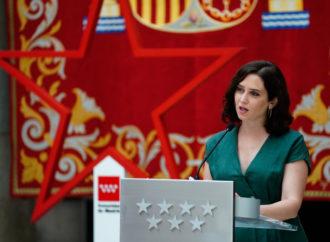 Mascarilla obligatoria en todo momento a partir de hoy en la Comunidad de Madrid