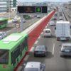 El Ministerio de Transportes aprueba el proyecto para el carril Bus-Vao de la A-2