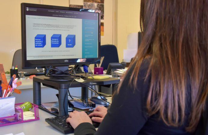 Torrejón ofrece 119 cursos online gratuitos en la sexta edición de la Escuela Virtual de Formación