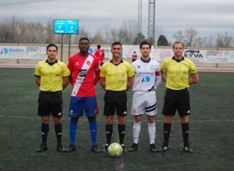 El árbitro de Torrejón Álvaro Rodríguez asciende a 2ª División B
