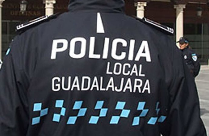 La Policía Local interpuso en Guadalajara 46 denuncias por incumplimiento del uso de mascarilla