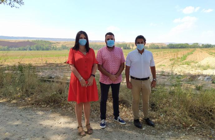 El alcalde de Azuqueca reclama el derecho de la ciudadanía de visitar el río Henares